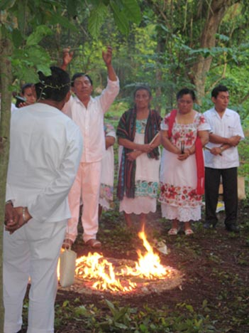 Fire Ceremony