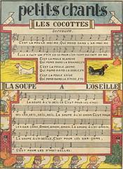 chansons cocottes soupe