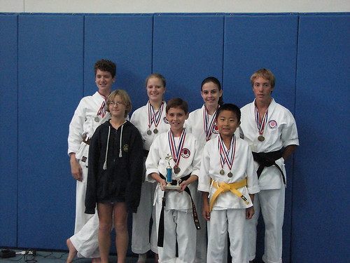 Jr. Tai Kai Winners - 12 medals total