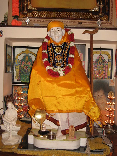 Shirdi Baba at Palm Meadows