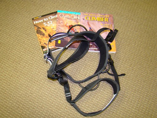 Climbing Harness & Guides