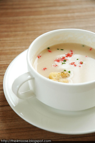 Chef Daniel's Kitchen - Soup of the Day I