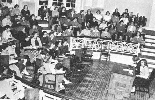 A legislative meeting in Rocky