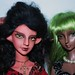2 beautiful dolls