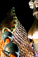 Casa Batlló - Antoni Gaudi (gizzaa) Tags: barcelona november spain gaudi antonio 2010