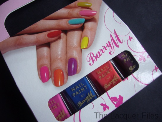 Barry M Gift Set