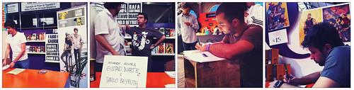 Nosso Estande na Rio Comicon