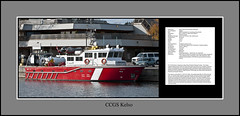 CCGS Kelso (cjh44) Tags: ontario vessel greatlakes kingston research lakeontario kelso canadiancoastguard