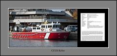 CCGS Kelso (cj howitt) Tags: ontario vessel greatlakes kingston research lakeontario kelso canadiancoastguard