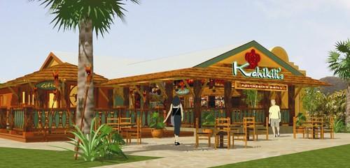 Exterior Restaurant Design Polynesian Grill Exterior Restaurant Beauteous Exterior Restaurant Design