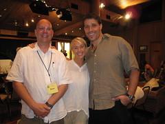 Bruce, Sage & Tony Robbins