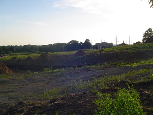 Land clearing wk 2
