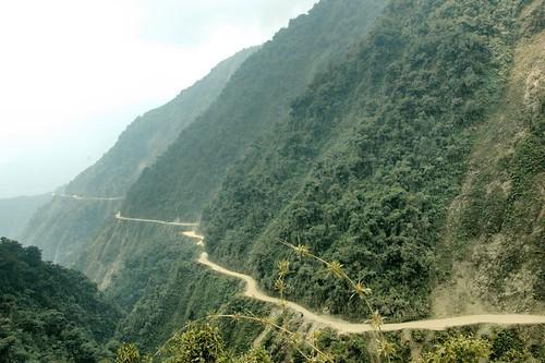 Death Road Muerte Bolivia