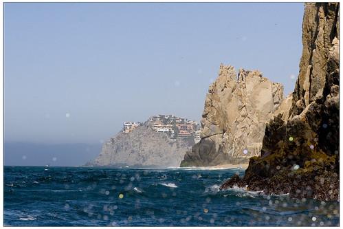 Riu Palace Cabo Sea of Cortez rocks3