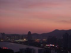 Zhuhai - Gongbei at dusk (cnmark) Tags: zhuhai dusk gongbei china guangdong    landscape geo:lat=22239923 geo:lon=11357158 geotagged allrightsreserved nacht nachtaufnahme noche nuit notte noite
