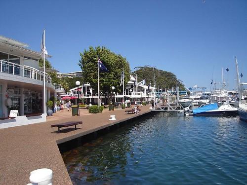 Nelson Bay, Port Stephens by kevgibbo, on Flickr