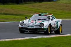 Lancia Stratos (alanw 89) Tags: classic car scotland track rally scottish ferrari lancia knockhill stratos rallycar bertone speedfair