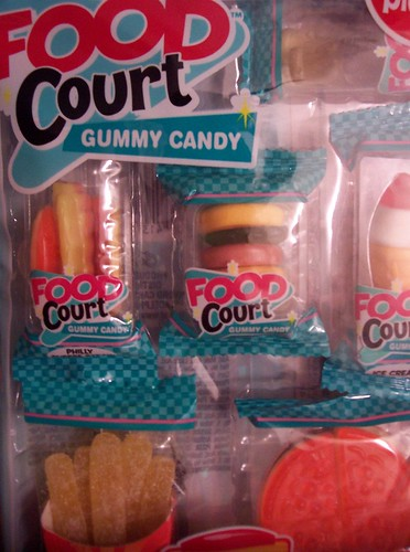 food court candy