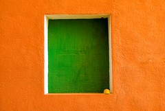 Yellow (Shubh M Singh) Tags: red orange green yellow architecture alone power d200 minimalism solitary corbusier chandigarh courbusier