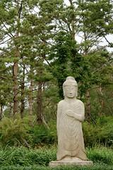 Yongsan Park statute