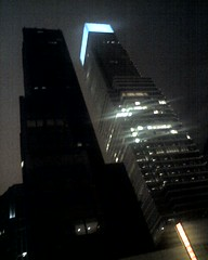 Bloomberg 3rd Ave (Just_Julien) Tags: cameraphone lighting nyc urban ny newyork skyline architecture bloomberg skyscrapers cellphone midtown nightlife dd eastside mylife cityview bloombergbuilding thirdavenue architecturedesign lightingdesign cellphotos interiordesigner cellphoneshots decoratingdesign dddistrict decoratinganddesign