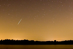 Perseid (Leviathor) Tags: park shower bravo michigan meteor perseid perseids interestingness4 hudsonlake supershot superaplus aplusphoto lakehudsonrecreationarea