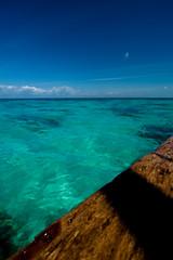 On the boat... (Prittibaby) Tags: africa blue sea brown green tanzania boat zanzibar dazzlingshots