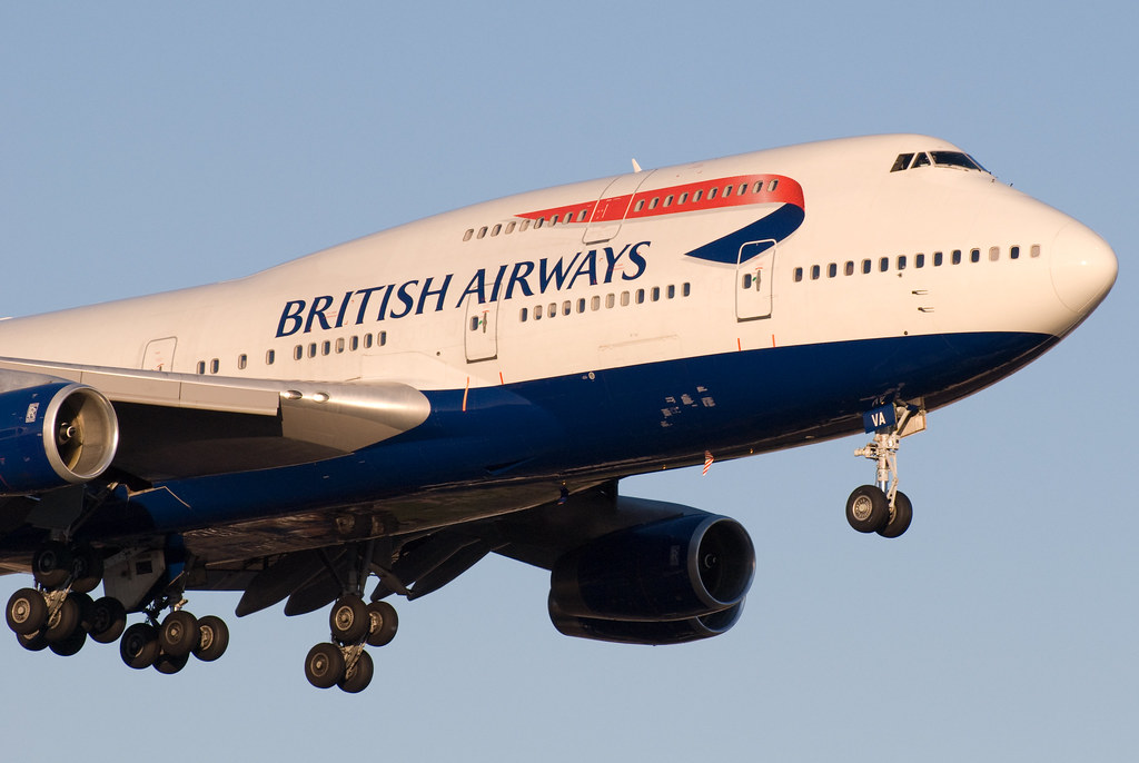 British Airways by BriYYZ, on Flickr