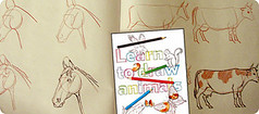 Learn to draw animals (1)