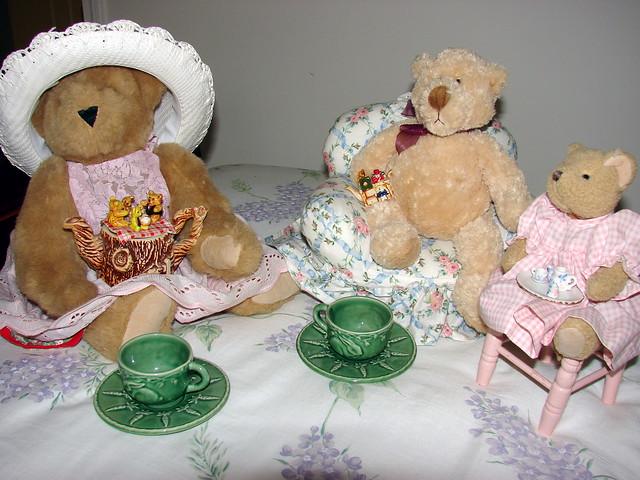 Teddy Bear Tea