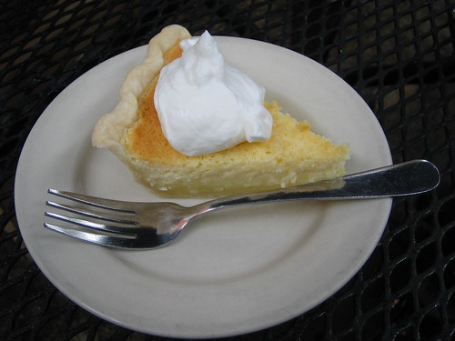 Buttermilk Pie...