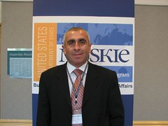 Giorgi Kvelashvili (muskie.2007) Tags: georgia yaleuniversity internationalaffairs 2007muskies