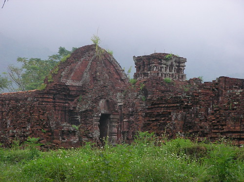 My Son Sanctuary Ruines