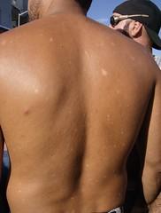 Folsom street fair 2007 (sftrajan) Tags: sanfrancisco shirtless barechested soma folsomstreetfair 2007 folsomstreet folsomfair nakedtothewaist strippedtothewaist baretothewaist folsomstreetfair2007