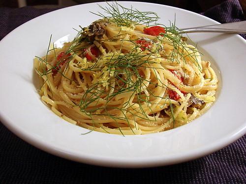 Dinner:  October 2, 2007