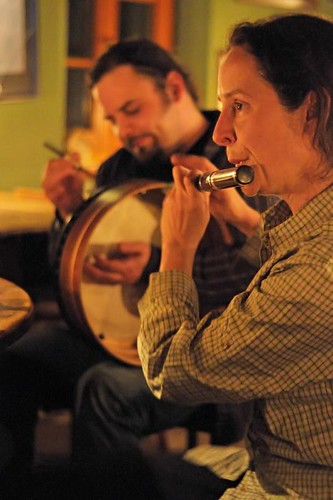 Traditional Irish & Folk Session Mai