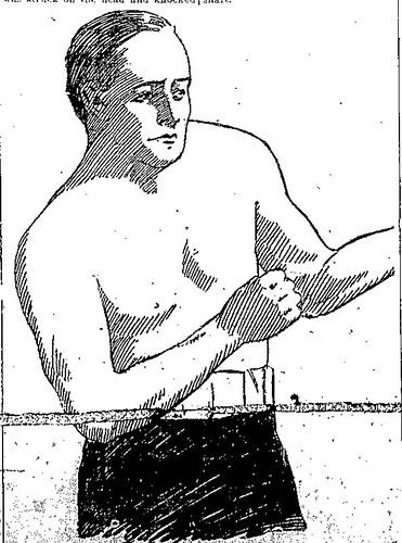 Boxer Jim McCormick
