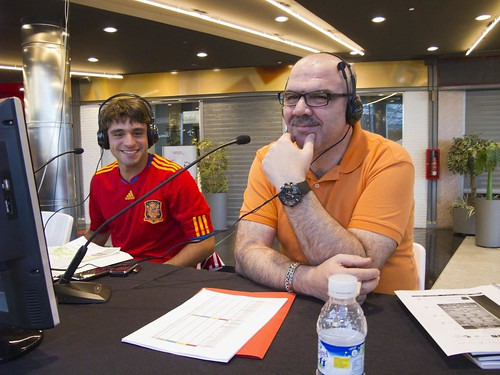 Alberto y José Cue