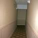 The slanted hallway