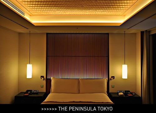 [ Grand Deluxe Room ] The Peninsula Tokyo, Japan