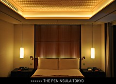 [ Grand Deluxe Room ] The Peninsula Tokyo, Japan