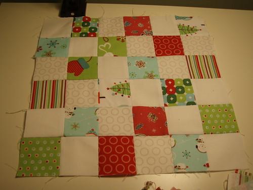 Snapshots Christmas Block#1