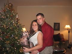 Parker, Mitch and I (Jacqueline_Rae) Tags: christmas rockettes parkerandi
