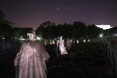 Korean War Memorial - by ehpien