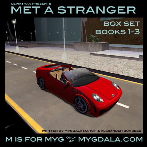 Met a Stranger Box Set Cover