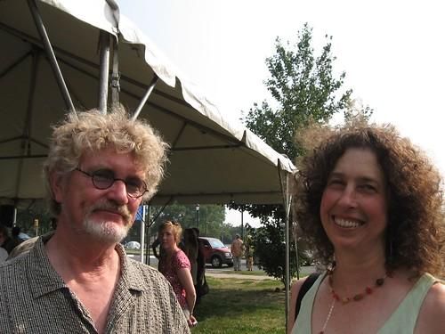 Warren Angle and Leslie Kaufman