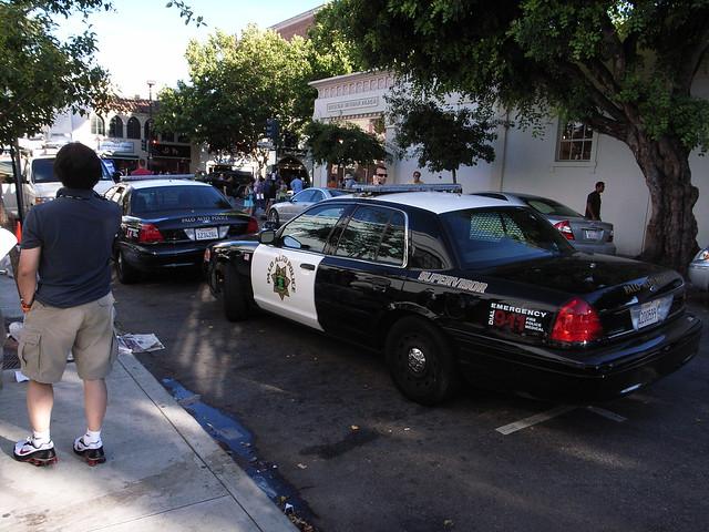 Cops preparing for Jobs' visit