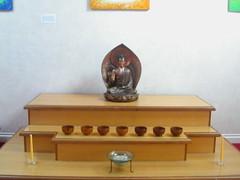 Taraloka   amitabha shrine