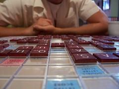 Scrabble, Game 2
