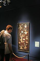 documenta 12 | Lacktafel (enamel board) | Quing-Dynasty | Schloss Wilhelmshöhe
